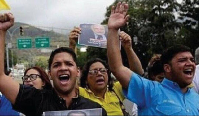 """Liberaron a los """"morochos"""" Sánchez"""