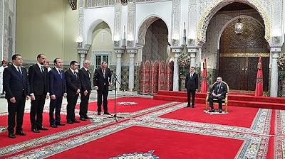 Quatre Nouveaux ministres nommés par le Roi Mohammed VI
