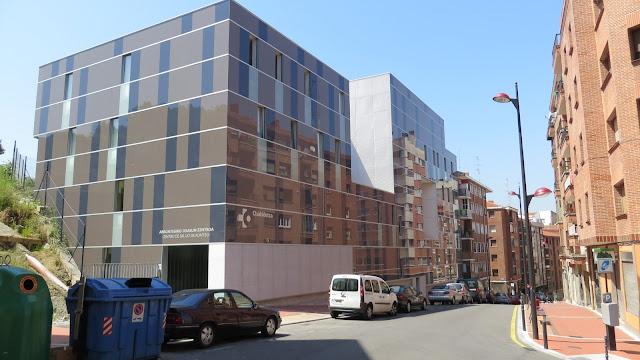 centro de salud de Rontegi