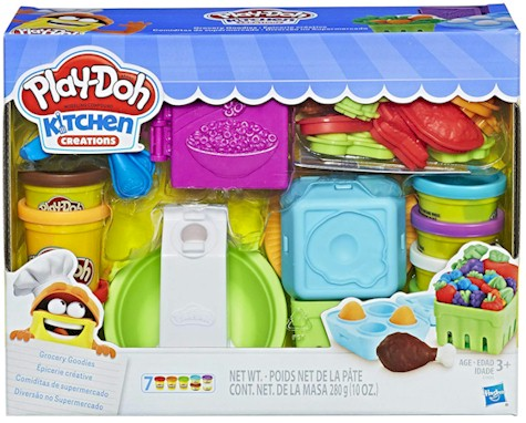 Daily Cheapskate Lowest Price Play Doh Kitchen Creations Grocery