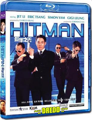 Hitman 1998 Dual Audio BRRip 480p 300Mb x264