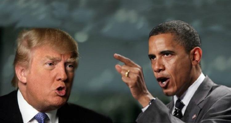 أوباما : دونالد ترامب لايستطيع إدارة حساب تويتر .. فكيف بالشفرة النووية