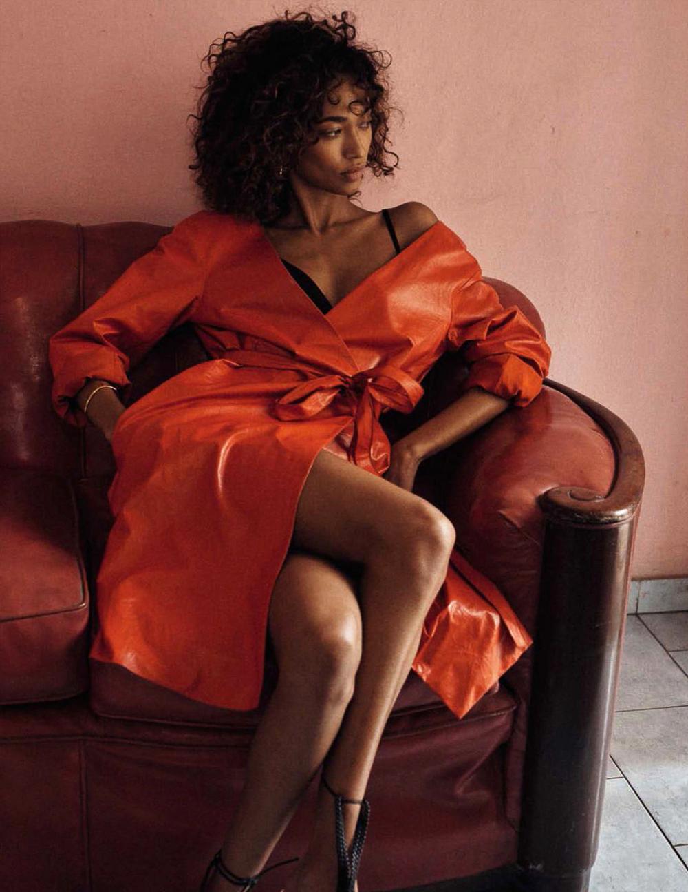 Bienvenido Cuba - Anais Mali by Benny Horne in Vogue Spain March 2016