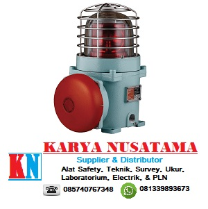 Jual Lampu Alarm Bell Water Proof Untuk Sekolah  Merk Seba di Semarang