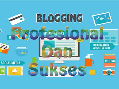 Modal Dasar Sukses Blogging