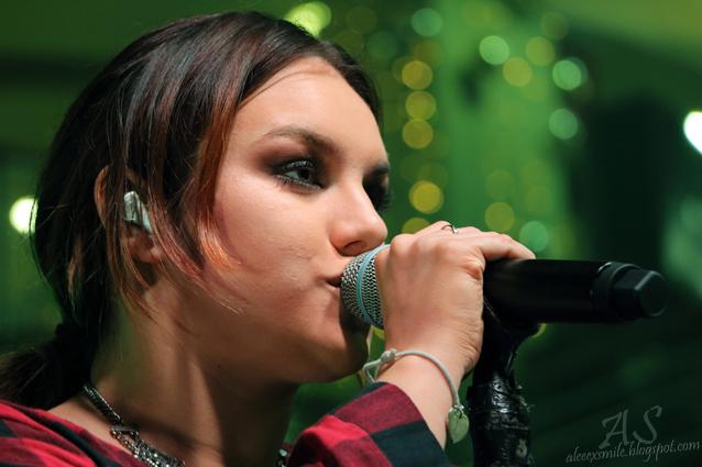 Ewa Farna - koncert - Legnica