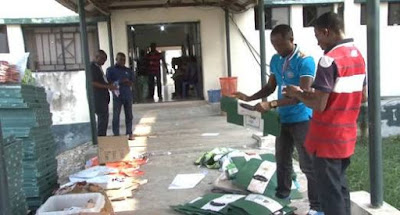 Ekiti Election: Police Find Voting Materials In Lagos Printing Press