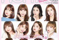 IZ*ONE Heart to Heart*IZ Comeback Showcase 190401 (Mnet) - Hashiruka48