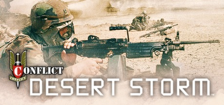 Conflict Desert Storm Full Version PC GAME