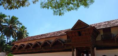 Visit to Padmanabhapuram Palace