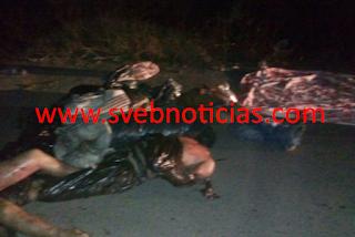 Avientan al menos 8 decapitados en bolsas negras en Tixtla Guerrero