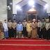 Kapolres Metro Tangerang Kota Kombes Pol. Harry Kurniawan., S.Ik., MH. telah melaksanakan kegiatan tarawih keliling di Masjid Al-Hikmah