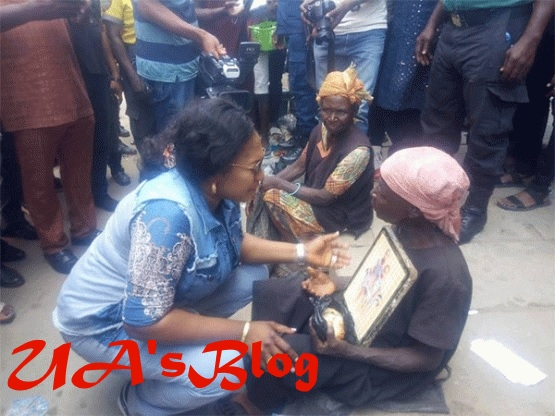 Breaking: Anambra state govt storms Onitsha streets, arrests beggars, mentally deranged persons