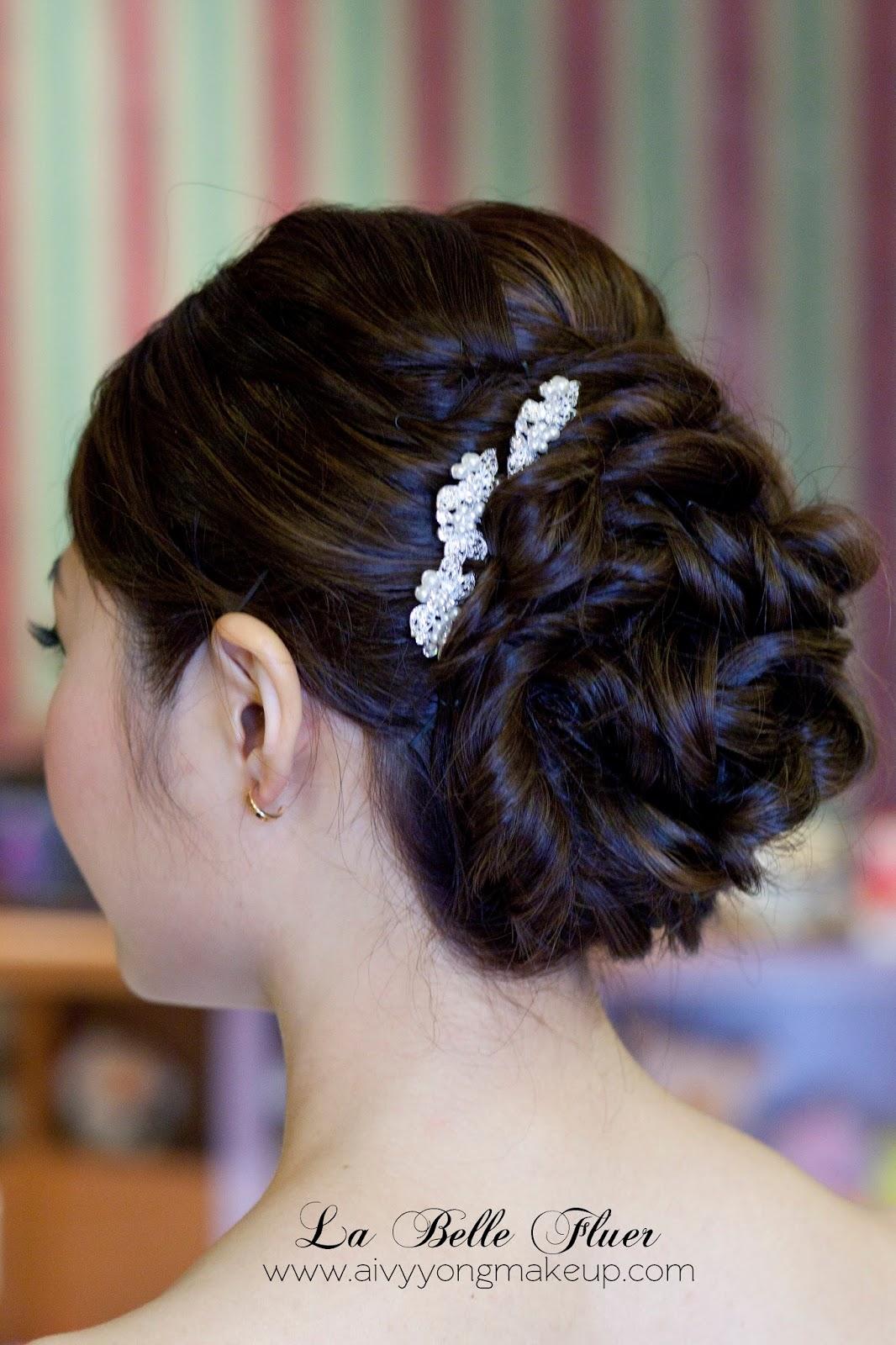 lydia, bridal make up kl, the intercontinental kl | aivy