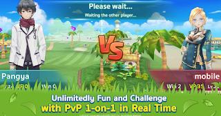 Yuk Nostalgia Bermain Golf Di Hp Dengan Game Line Pangya Golf