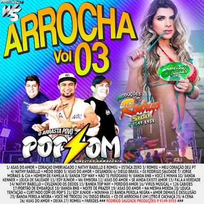 CD DE ARROCHA 2017 l POP SOM VOL 3 (MARÇO)