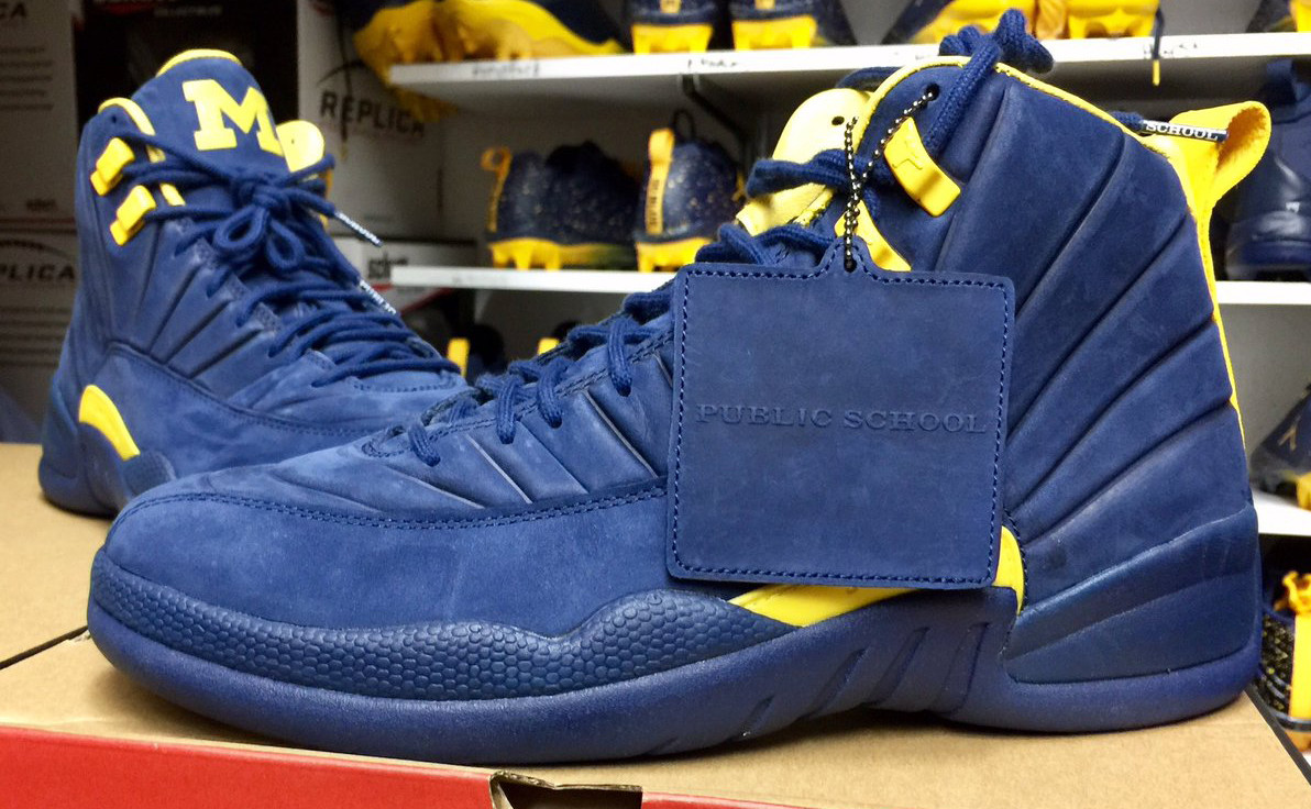 0fe8e01f335fec  Michigan  Air Jordan 12s Expected to Release This Summer Not just PEs this  time.