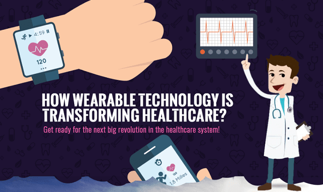 How Wearable Technology is Transforming Healthcare?