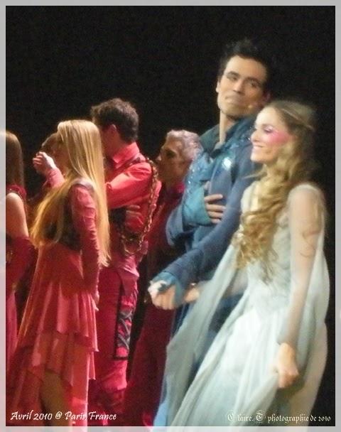 法國音樂劇-Roméo & Juliette 羅密歐與茱麗葉 - Paris! 巴黎不眠