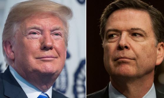 Justice Department to release Comey report on Trump's birthday