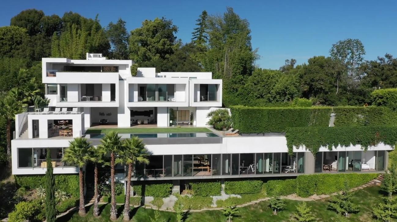49 Photos vs. 833 Stradella Rd, Los Angeles, CA Bel Air vs. Mega Mansion Interior Design Tour