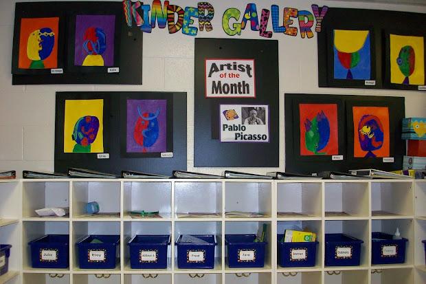 Ehle' Kindergarten Connections Add Little Art Enrichment