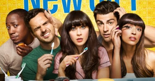 s rie tv new girl avec zooey deschanel s rie l 39 humour tendre pleine de bons sentiments. Black Bedroom Furniture Sets. Home Design Ideas