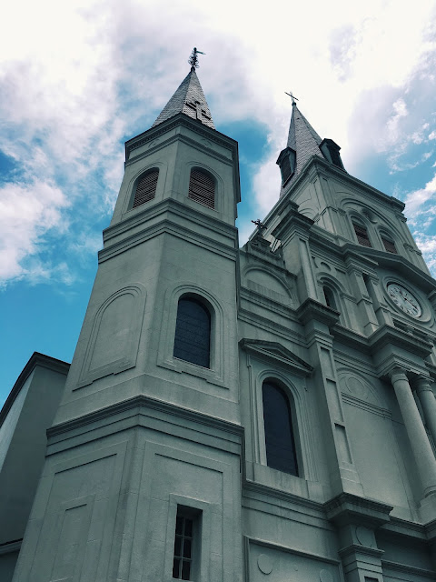 new orleans, louisiana, new orleans cathedral, new orleans church, lauren banawa
