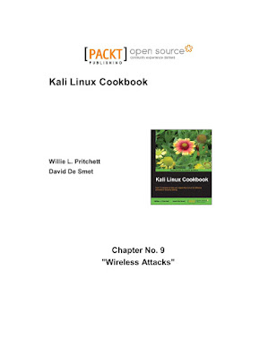 Kali Linux Cook Book Download eBook