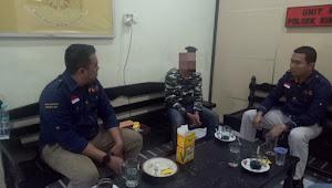 Ngaku Saksi Paslon Dua, Seorang Pemuda Diamankan Polisi