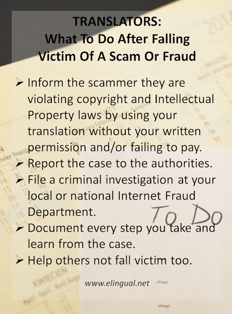 The 6 Most Common Scams Done To Translators