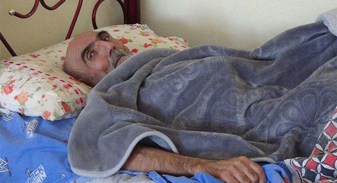 Yatalak ve felçli hastaya yüzde yüz sağlam raporu vermişler