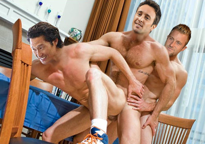 Alex o loughlin nude was and