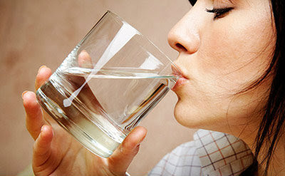 Perder peso con ayuno de agua