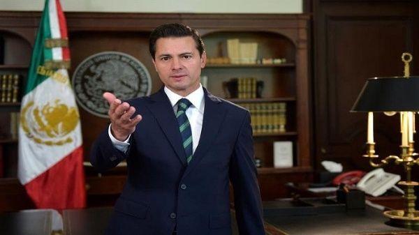Peña Nieto exige a Trump no pagar frustraciones con México