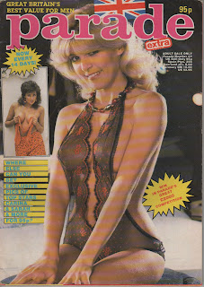 Front cover of Parade magazine volume 23 from 1986