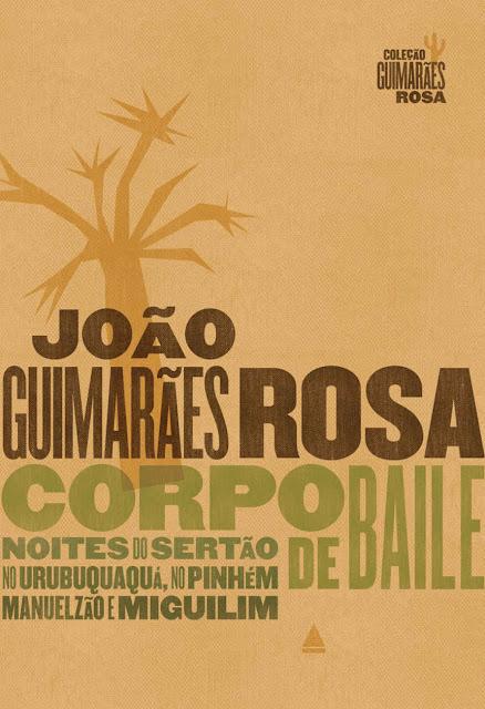 Box Corpo de Baile Edição 2 João Guimarães Rosa