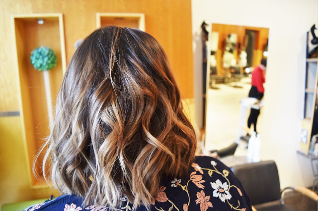 Rainbow Room International Balayage
