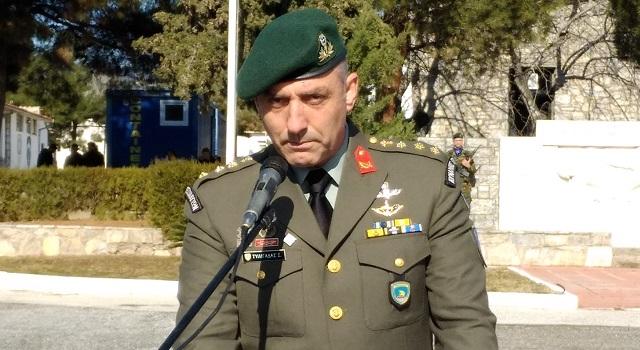 Ανέλαβε καθήκοντα ο νέος Διοικητής της 32ης Ταξιαρχίας Πεζοναυτών