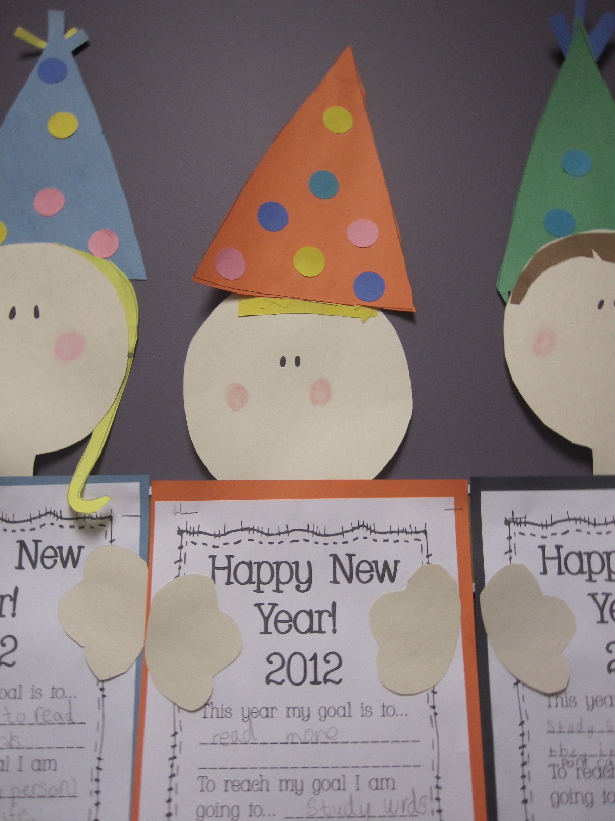 Learning In First Happy New Year