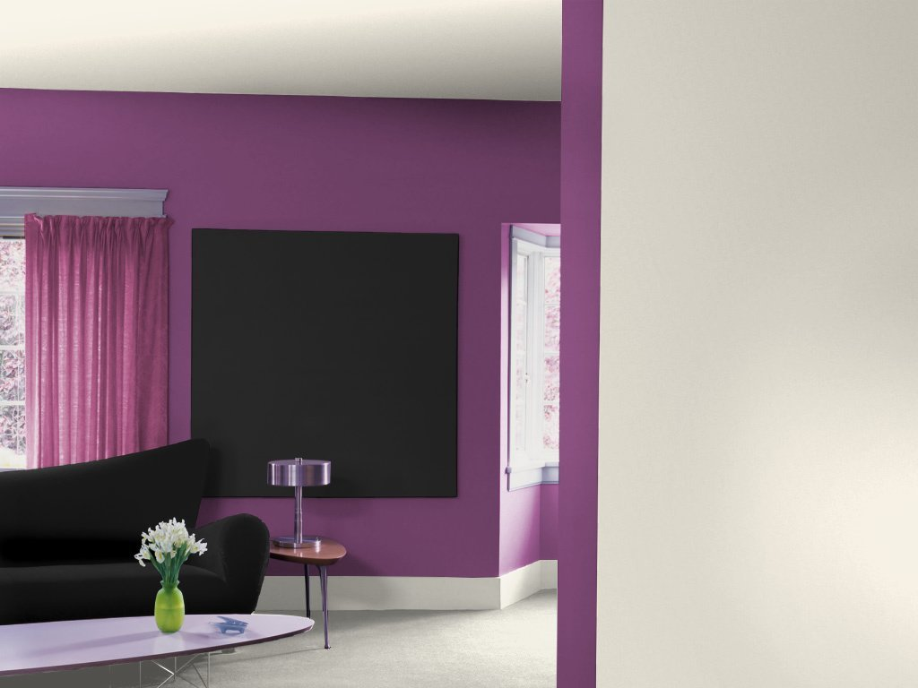 Colori pittura pareti interne for Disegni per pareti