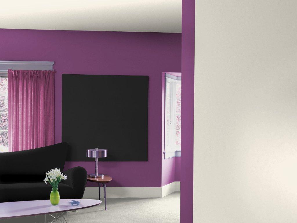 Colori pittura pareti interne - Colori interni casa moderna ...