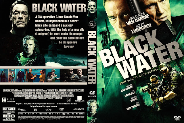Black Water DVD Cover