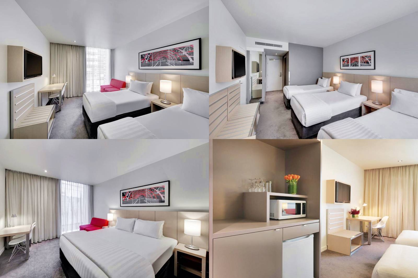 Melbourne-Accommodation-Recommendation-Hotel-Apartment-Bed and Breakfast-Hostel-Travelodge Hotel Melbourne Docklands
