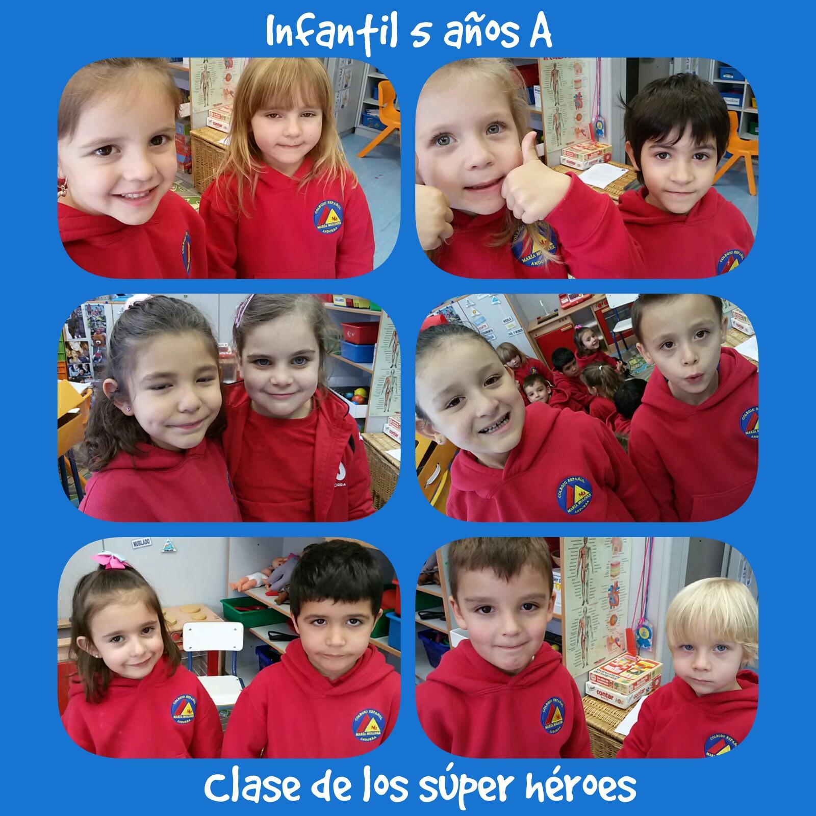 6be30c26b Uniforme del Colegio Español María Moliner. Nos hacemos las fotos para ...