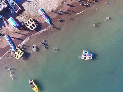 Pantai Tanjung Bayang Kota Makassar Photo @anggihasibuan