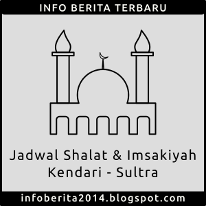 Jadwal Shalat dan Imsakiyah Kendari
