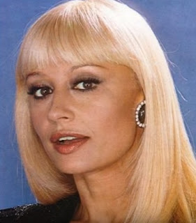 Raffaella Carrà has been one of the most  popular entertainers on Italian TV for 35 years