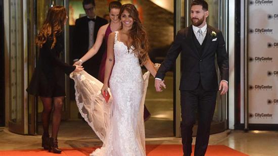 Regalos de bodas de Lionel Messi y Antonella Roccuzzo causan controversia