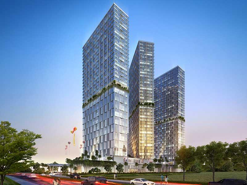 Image result for harga apartemen murah di tangerang pacific garden
